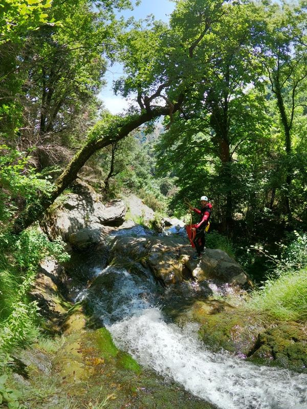 canyong caroux canyon de l'albes languedoc roussillon montpellier bezier cap d'agde herault
