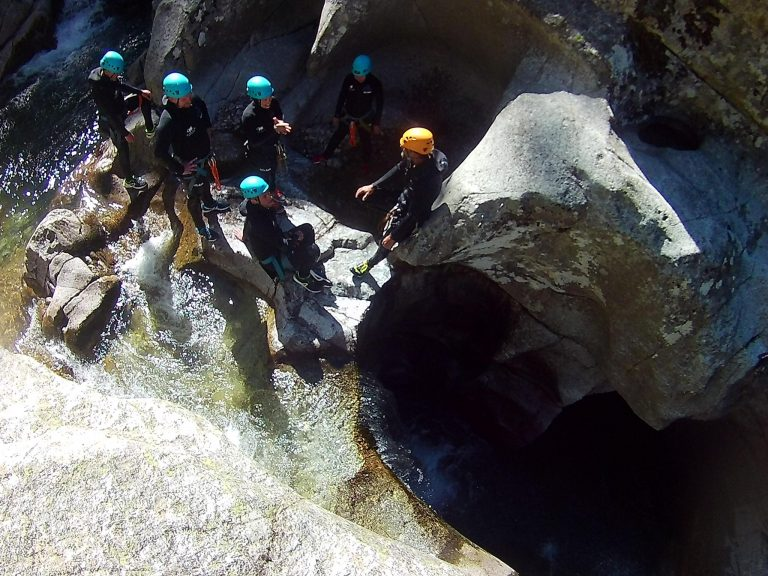 canyoning de tapoul canyoning les rousses canyoning tapoul canyoning du tapoul